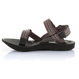 SOURCE Stream Sandalias Hombre, oriental brown-red